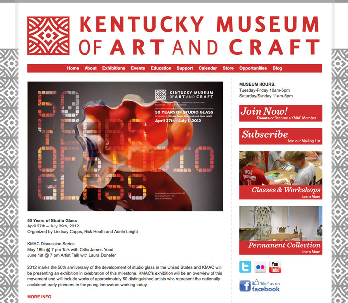kentucky museum of art contemporary websitescontemporary