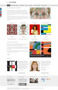 Contemporary Artist Bryce Hudson's Website