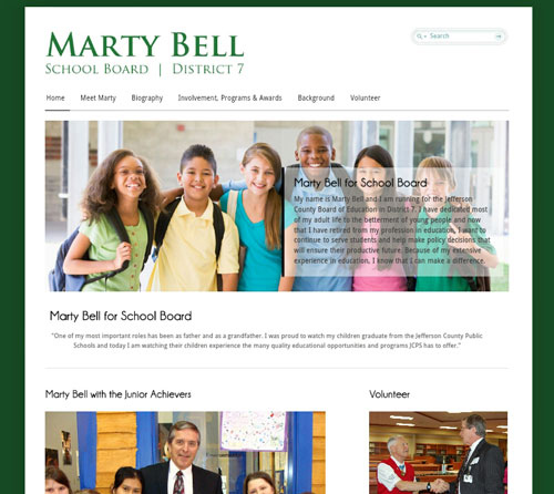 Marty Bell for School Board